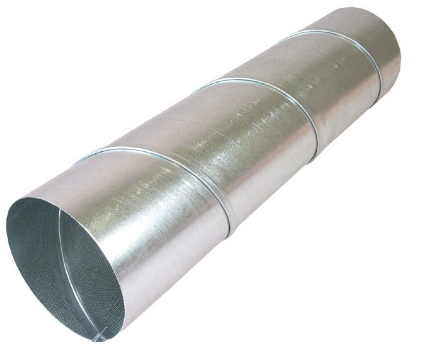 Galvanized Spiral Duct
